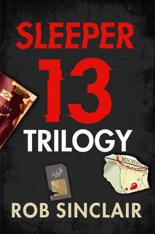 Sleeper 13 Trilogy