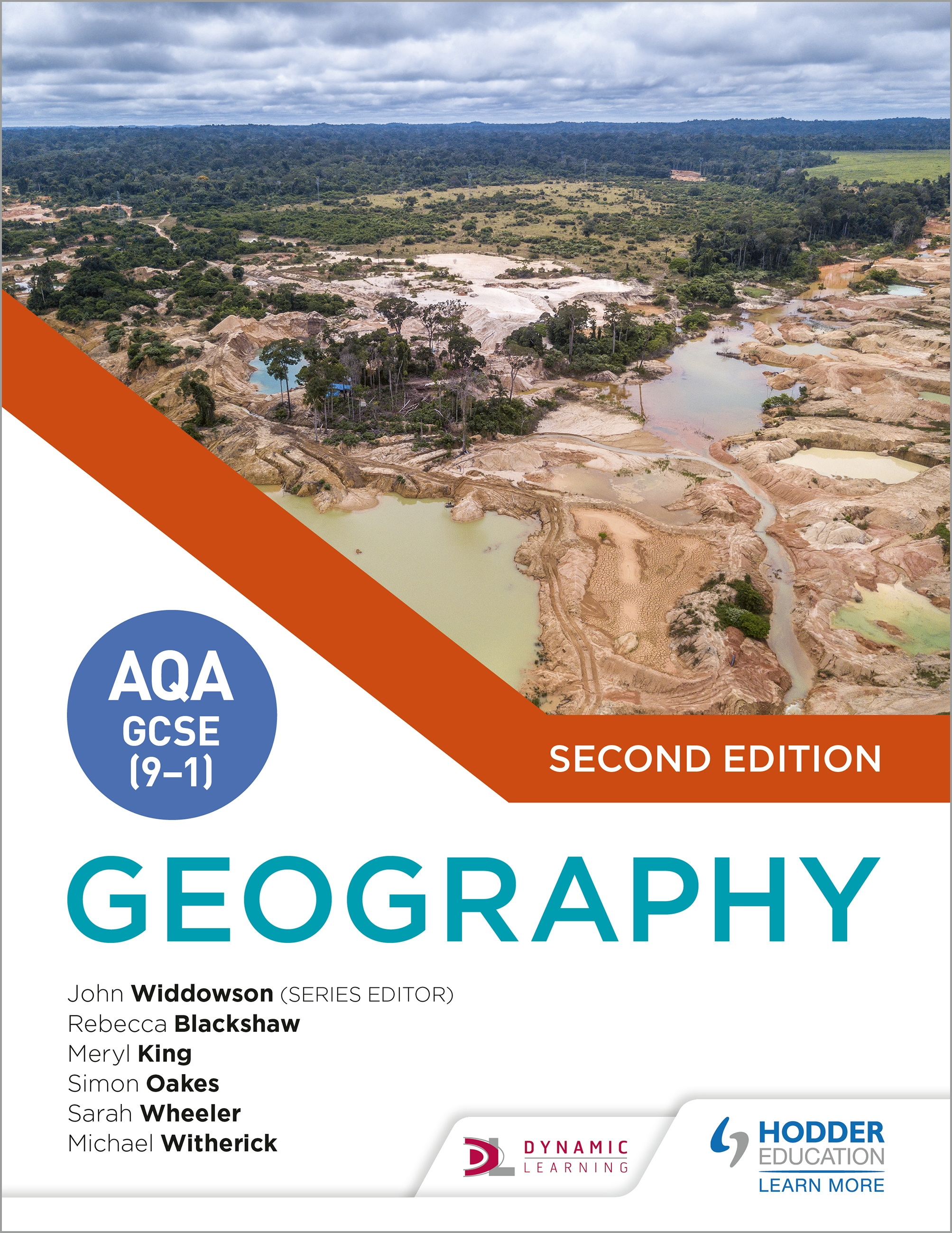 AQA GCSE (9-1) Geography Second Edition