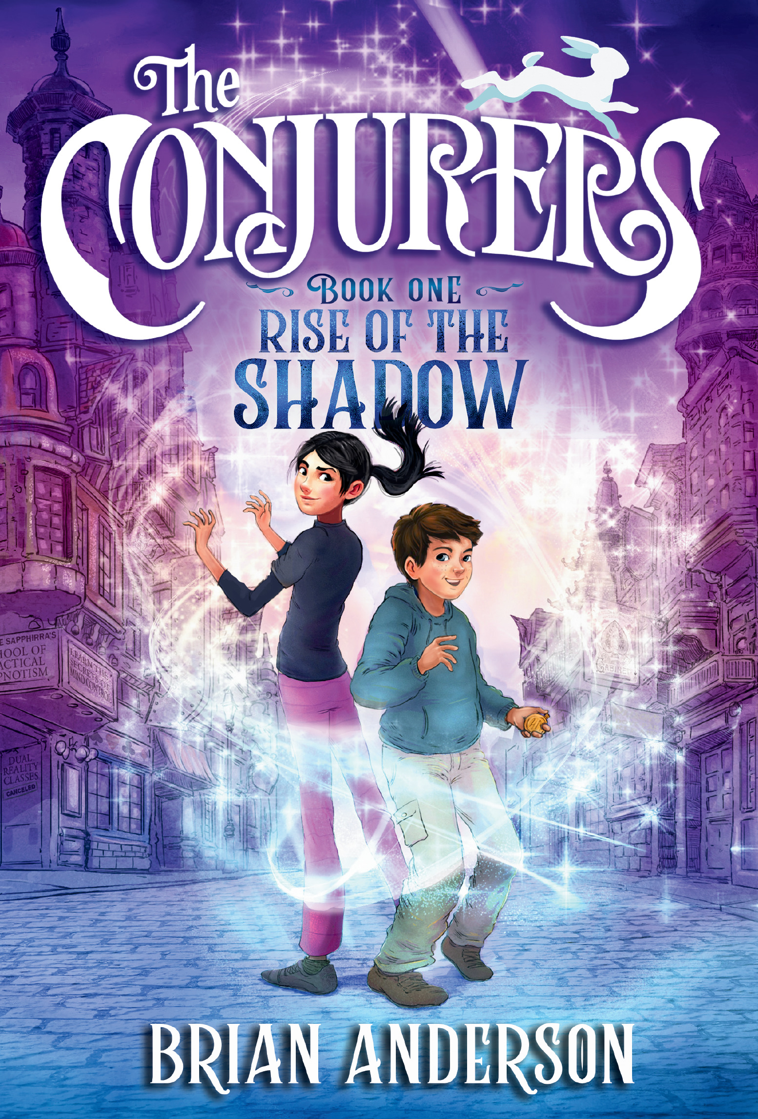 The Conjurers #1: Rise of the Shadow