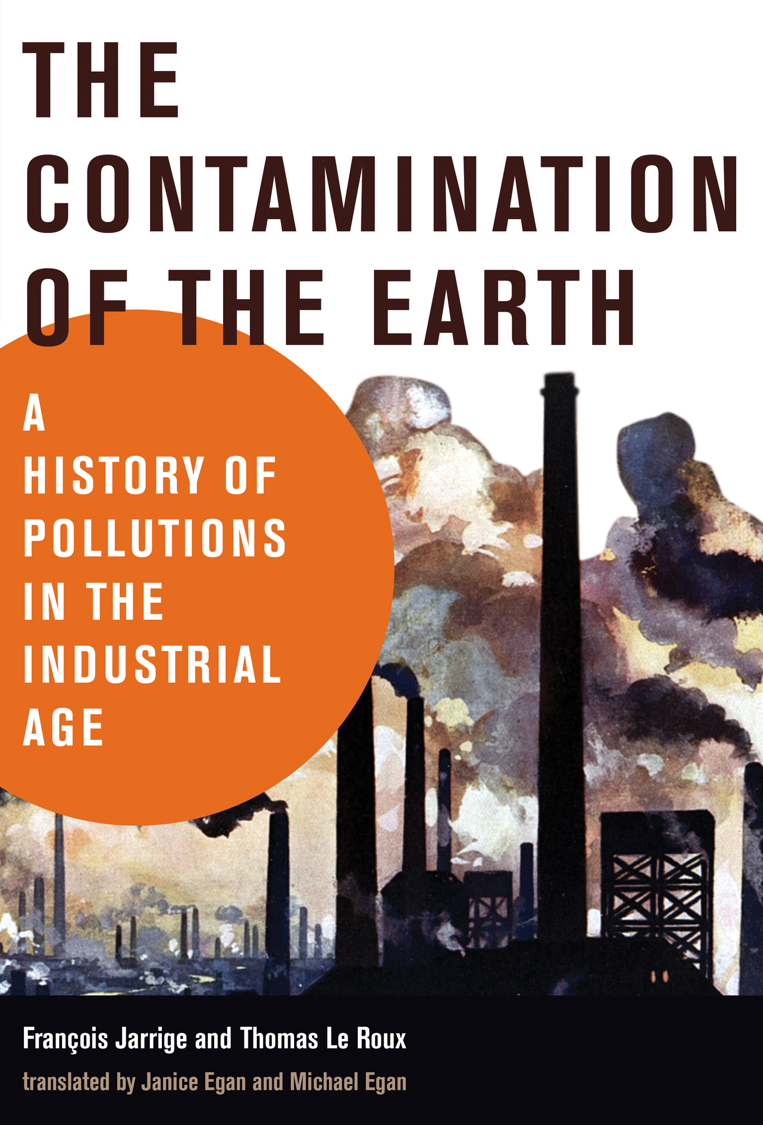 The Contamination of the Earth