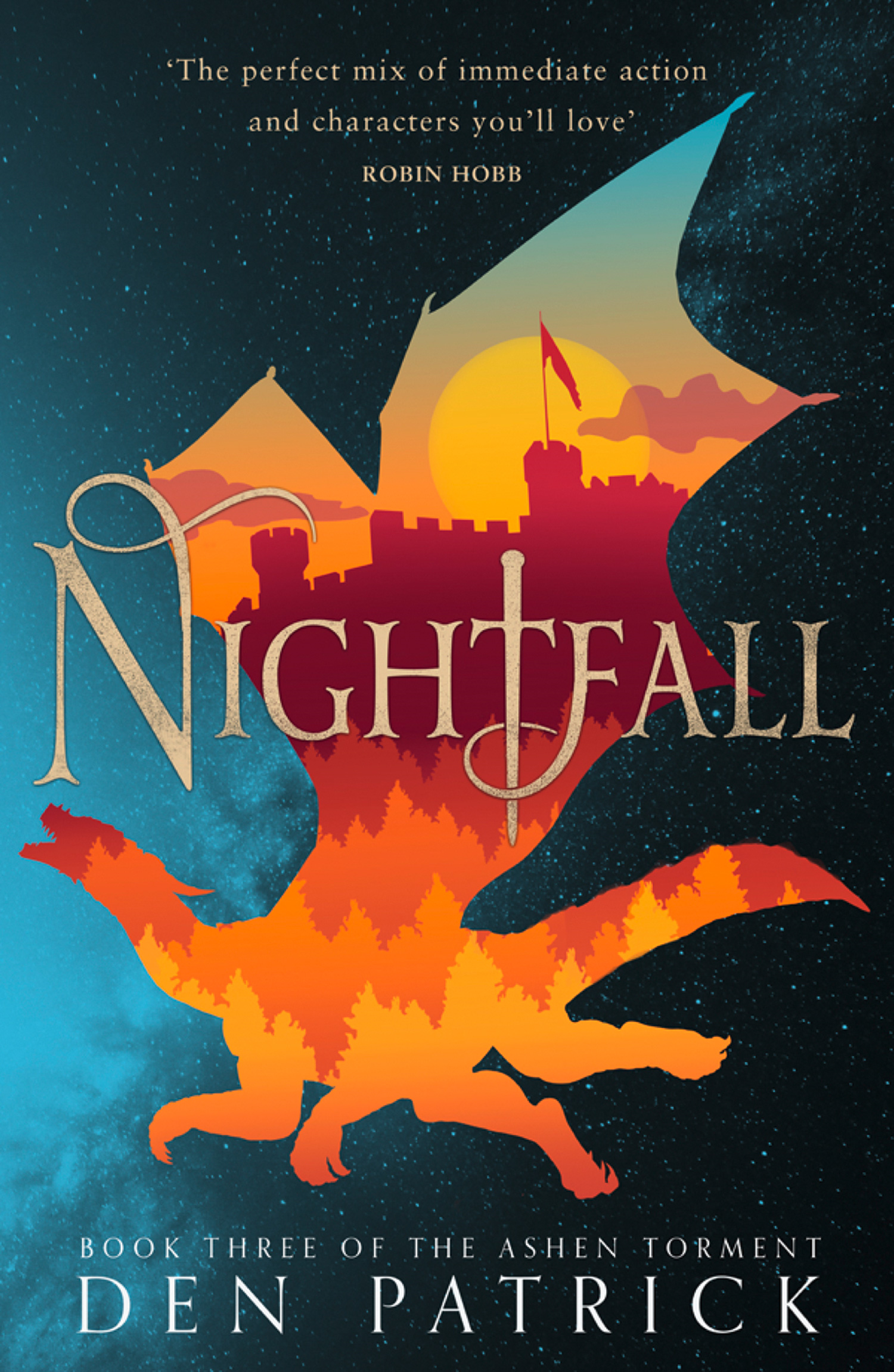 Nightfall (Ashen Torment, Book 3)