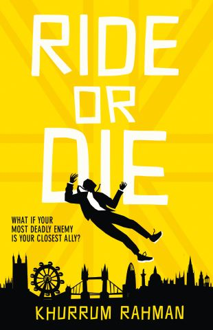Ride or Die (Jay Qasim, Book 3)