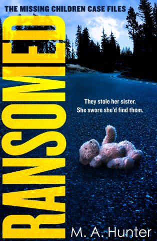 Ransomed (The Missing Children Case Files, Book 1)
