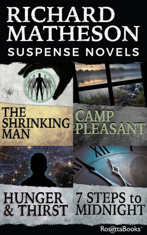 Richard Matheson Suspense Novels