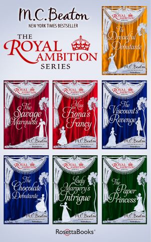 The Royal Ambition Series