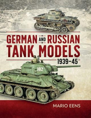 German and Russian Tank Models, 1939–45
