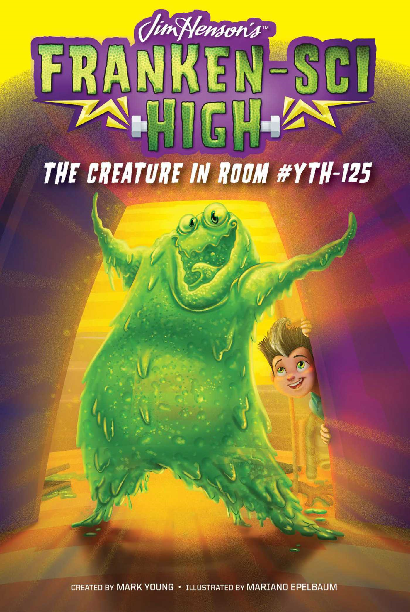 The Creature in Room #YTH-125