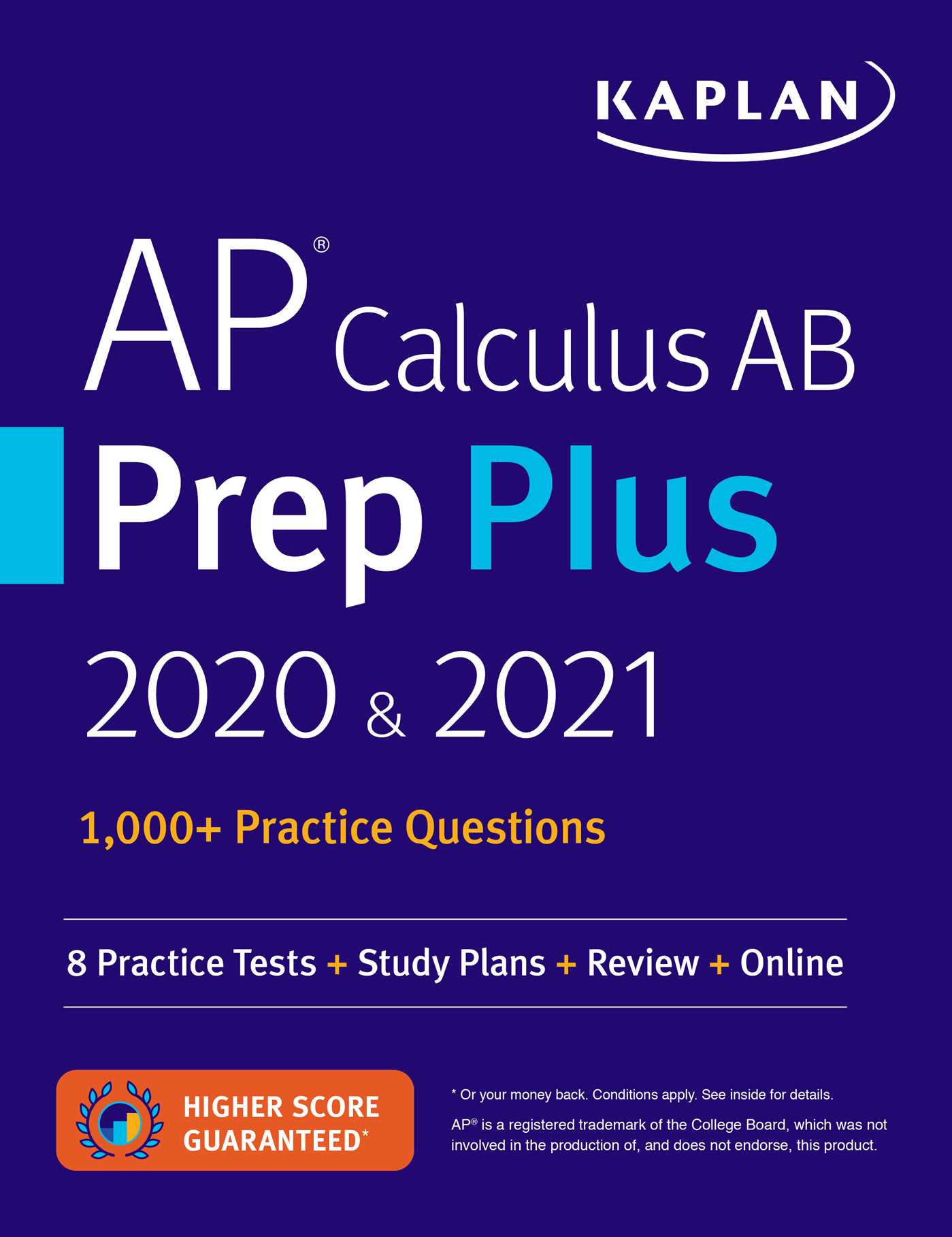AP Calculus AB Prep Plus 2020 & 2021
