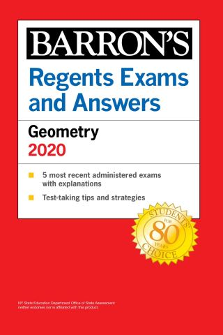 Regents Exams and Answers Geometry 2020