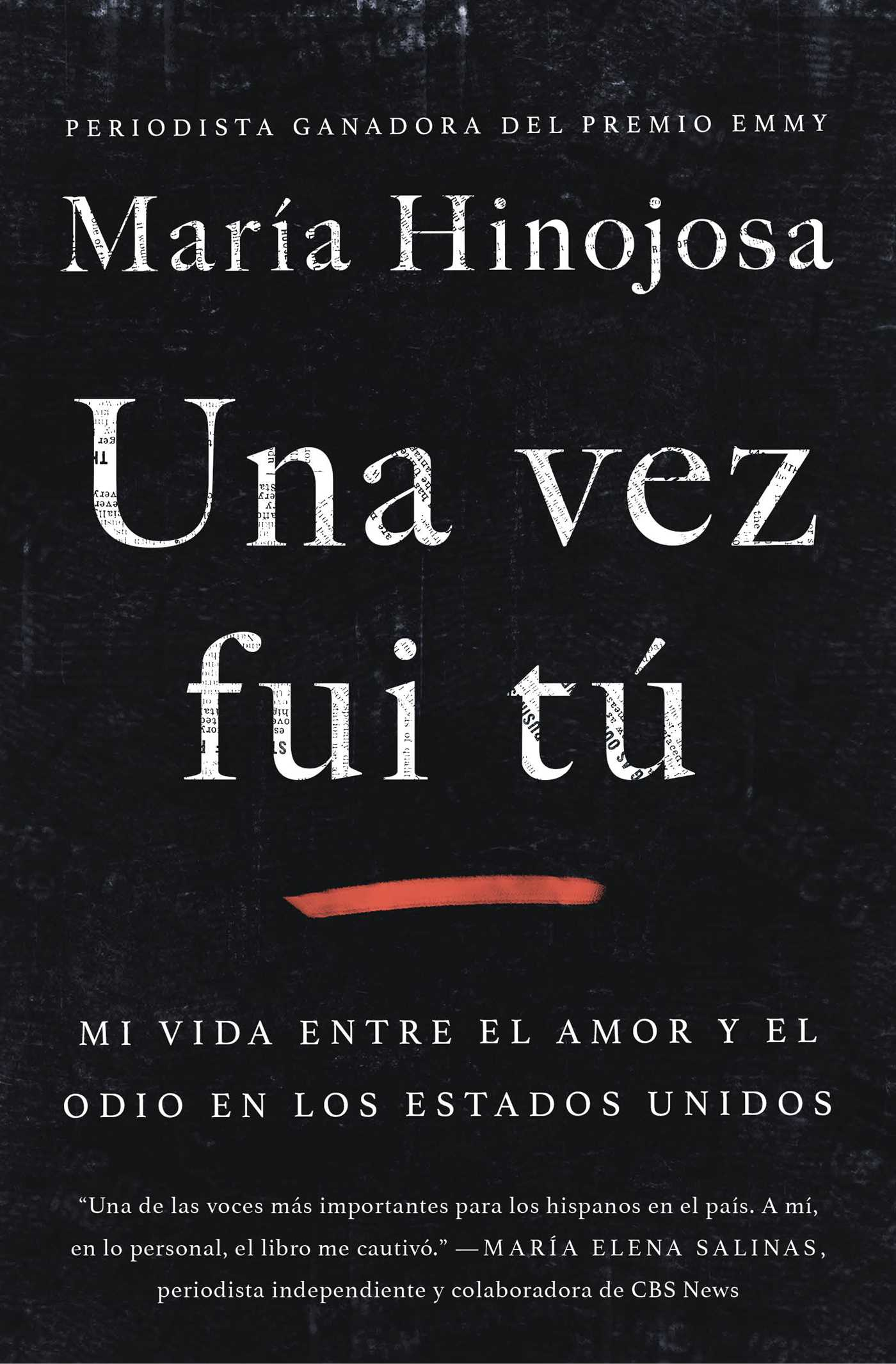 Una vez fui tú (Once I Was You Spanish Edition)