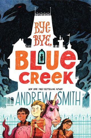 Bye-bye, Blue Creek