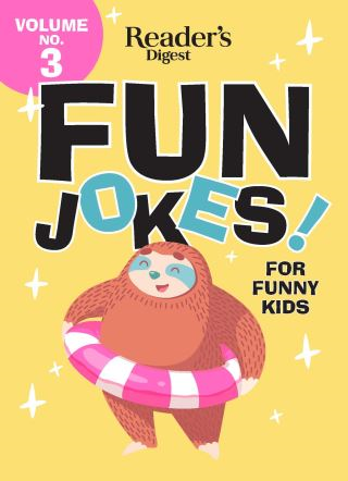 Reader's Digest Fun Jokes for Funny Kids vol 3