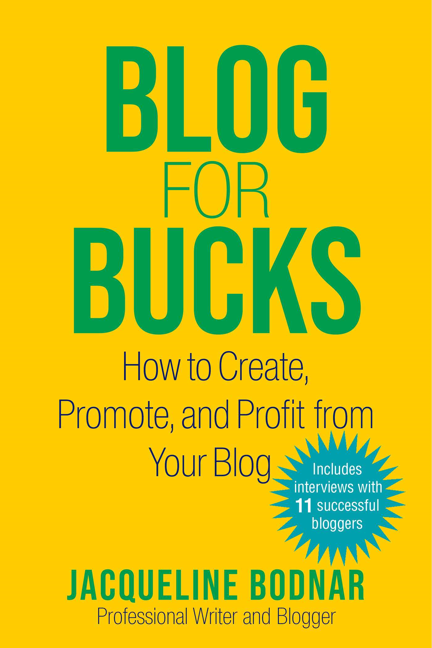 Blog for Bucks