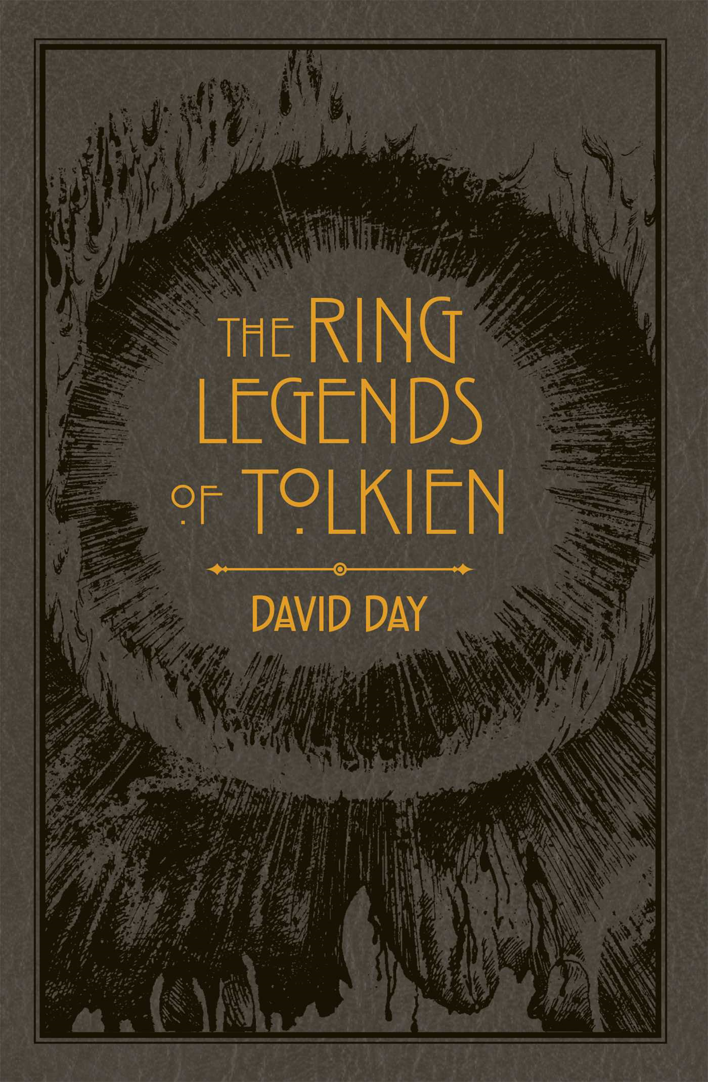 Ring Legends of Tolkien