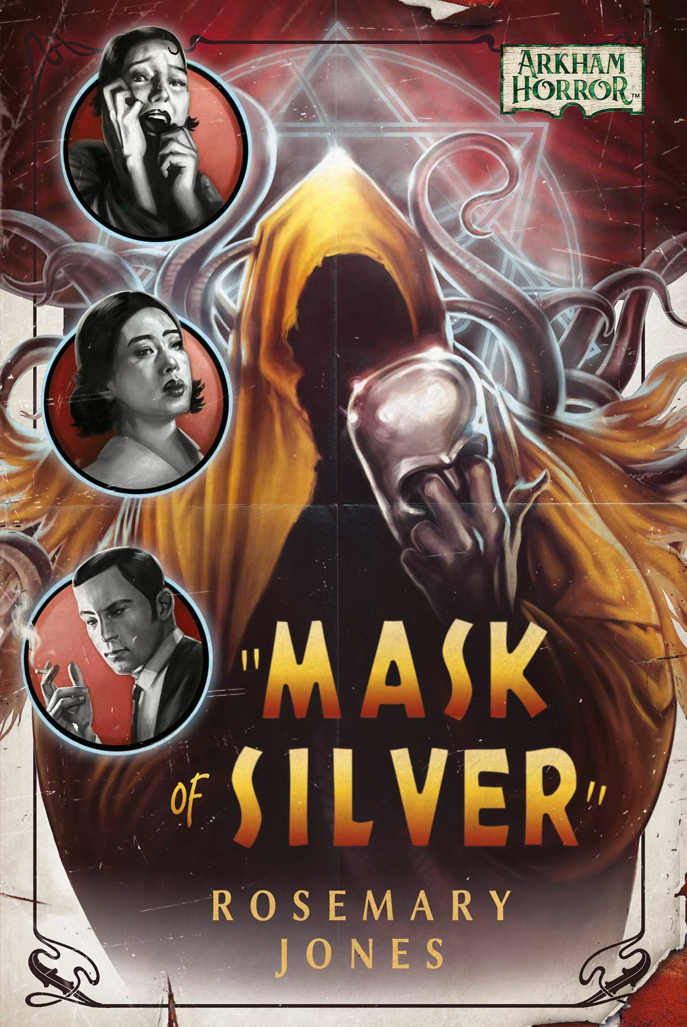 Mask of Silver