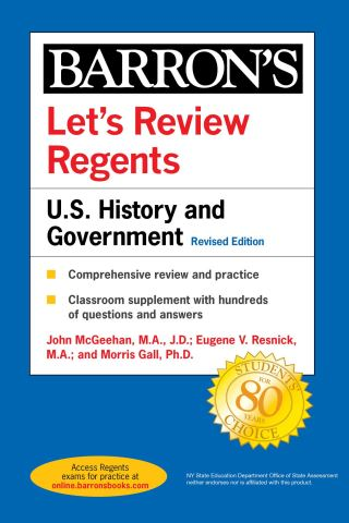 Let's Review Regents: U.S. History and Government Revised Edition