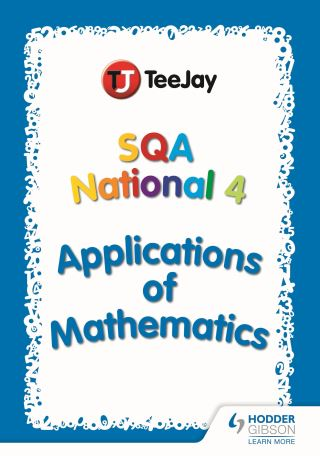TeeJay SQA National 4 Applications of Mathematics