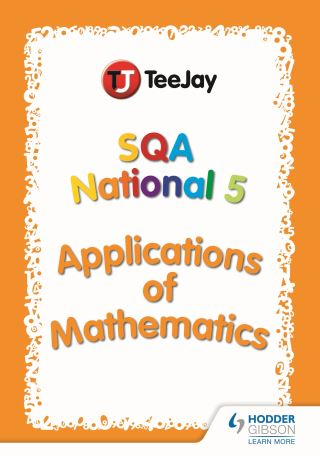TeeJay SQA National 5 Applications of Mathematics