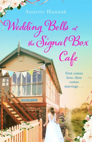 Wedding Bells at the Signal Box Cafe