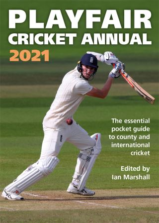 Playfair Cricket Annual 2021