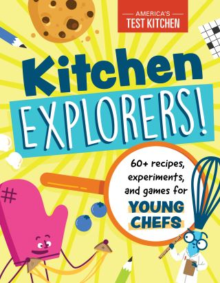 Kitchen Explorers!