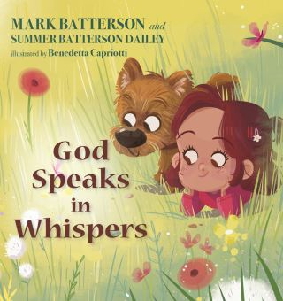 God Speaks in Whispers