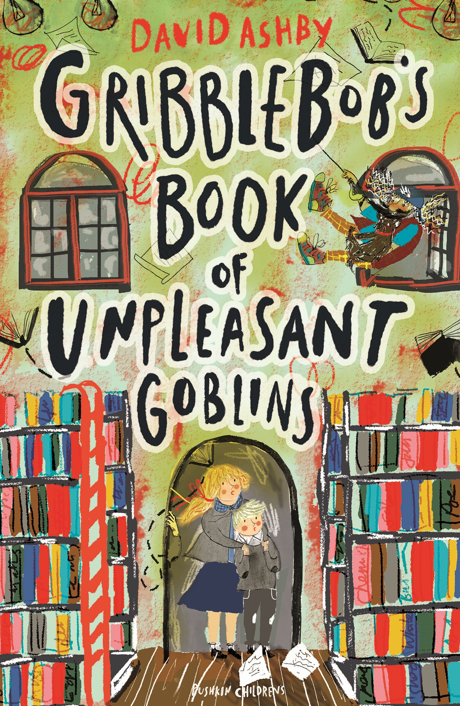 Gribblebob's Book of Unpleasant Goblins