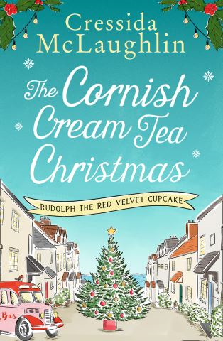 The Cornish Cream Tea Christmas: Part One – Rudolph the Red Velvet Cupcake