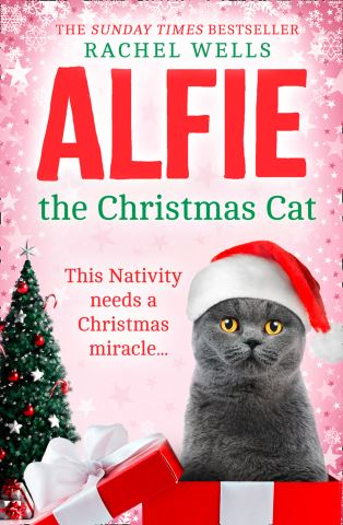 Alfie the Christmas Cat (Alfie series, Book 7)