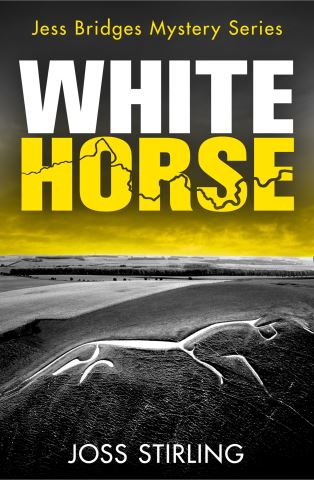 White Horse (A Jess Bridges Mystery, Book 2)