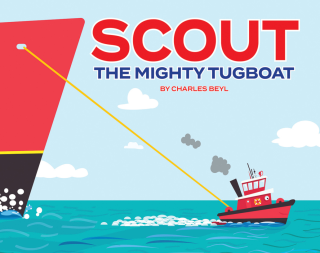 Scout the Mighty Tugboat