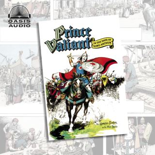 Prince Valiant in the Days of King Arthur
