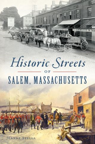 Historic Streets of Salem, Massachusetts