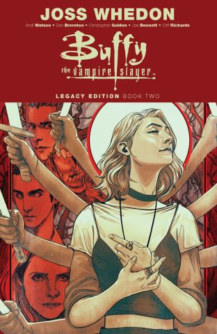 Buffy the Vampire Slayer Legacy Edition Book 2