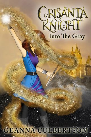 Crisanta Knight: Into the Gray