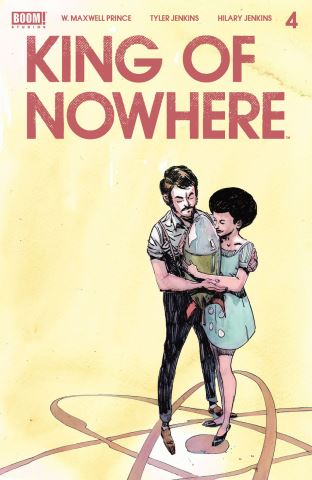King of Nowhere #4