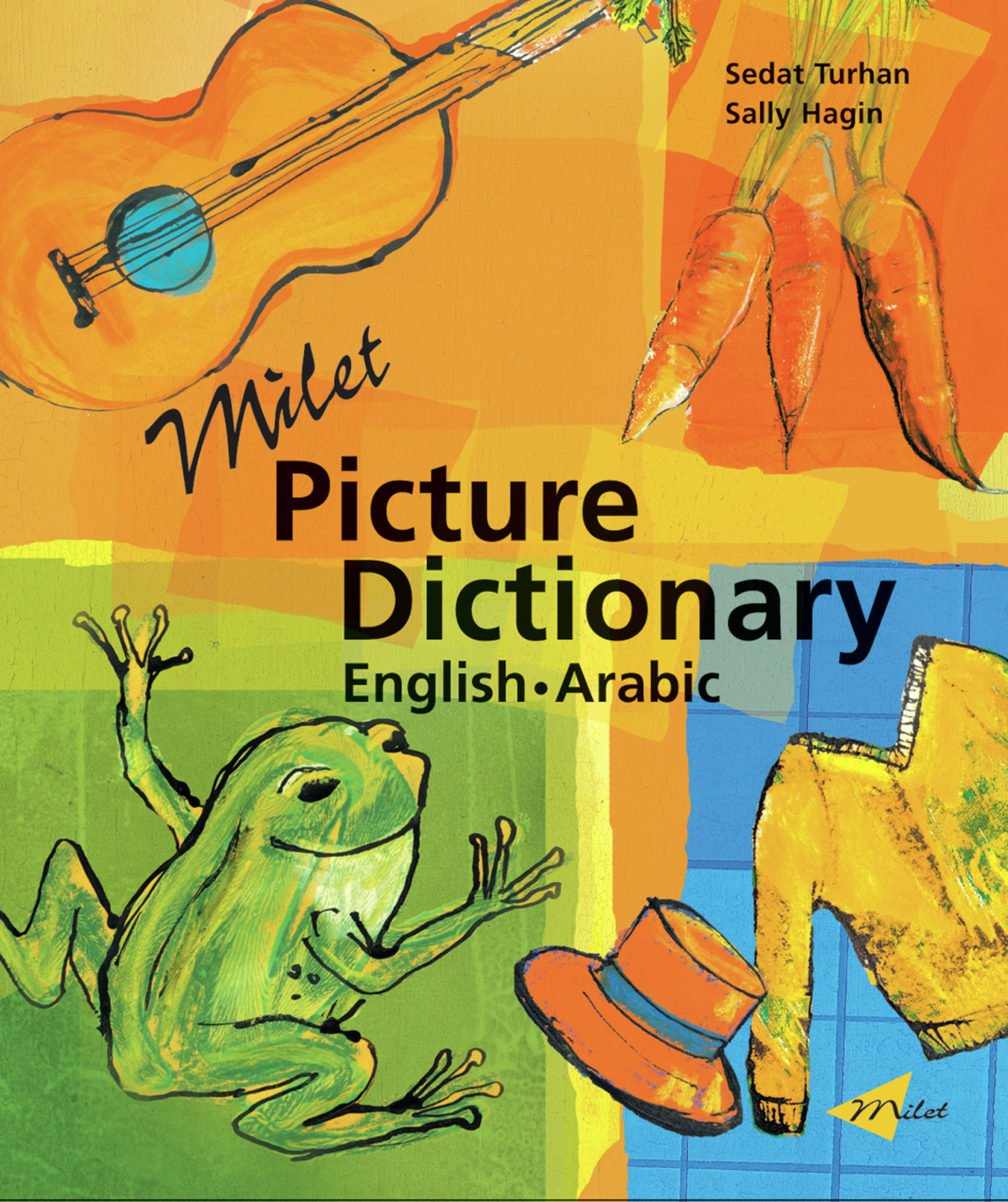 Milet Picture Dictionary (English–Arabic)