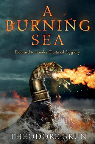 A Burning Sea
