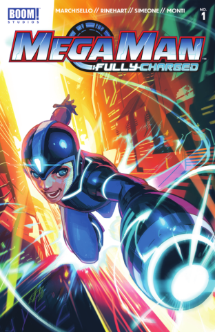Mega Man: Fully Charged #1