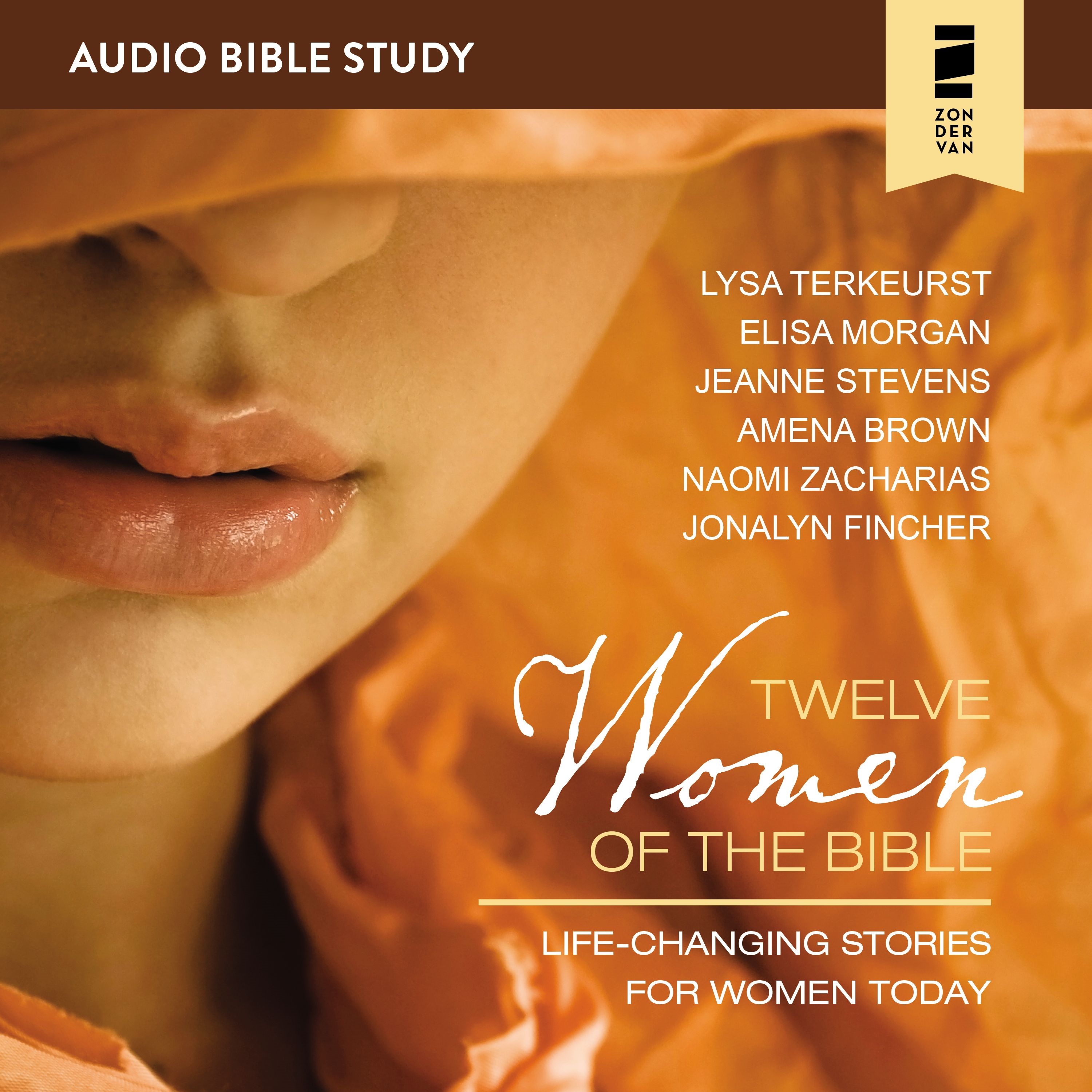 Twelve Women of the Bible: Audio Bible Studies
