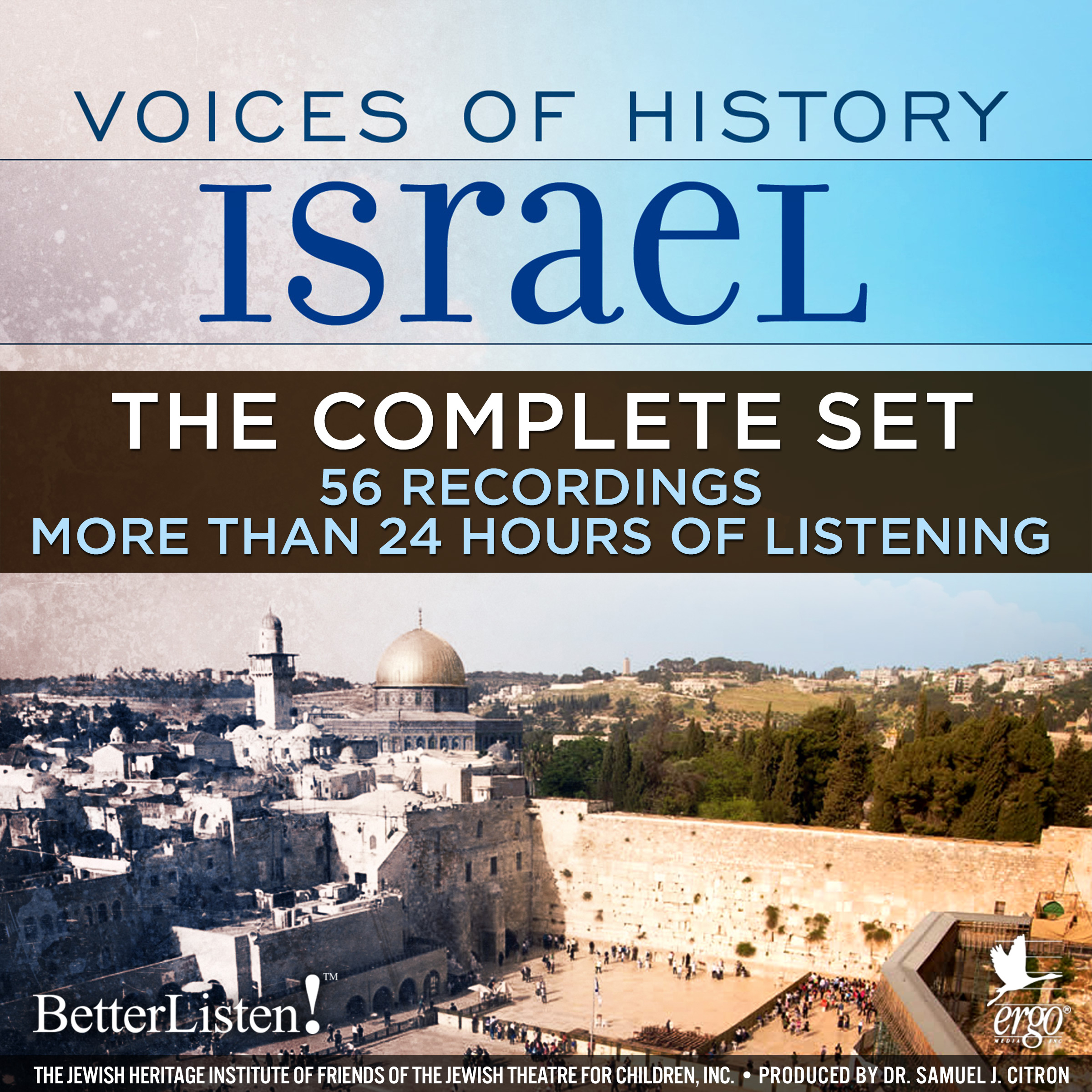 Voices of History Israel: The Complete Set