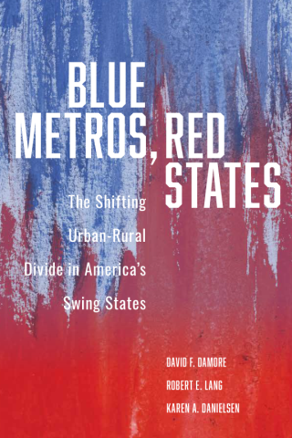 Blue Metros, Red States