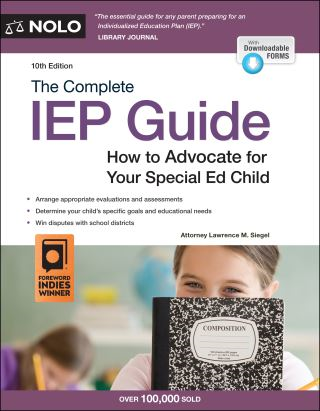 Complete IEP Guide, The