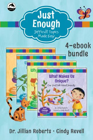 Just Enough Series Ebook Bundle