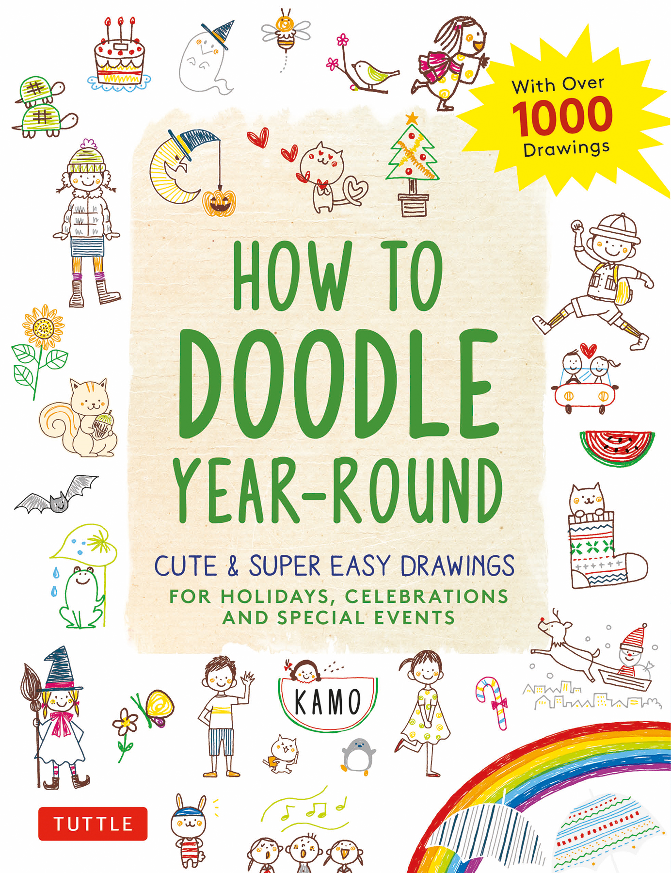 How to Doodle Year-Round