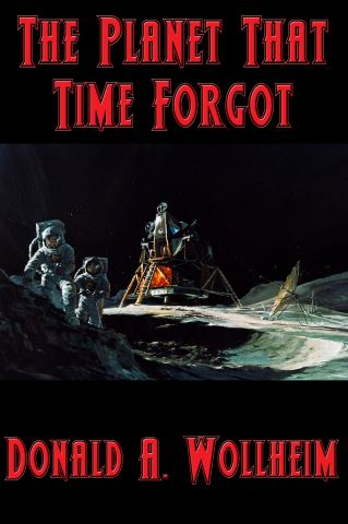 The Planet That Time Forgot