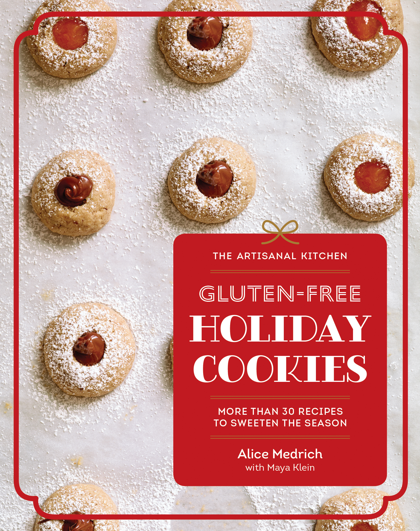 The Artisanal Kitchen: Gluten-Free Holiday Cookies