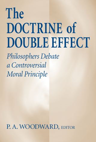 Doctrine of Double Effect, The
