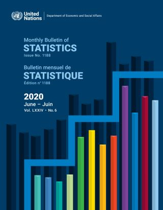 Monthly Bulletin of Statistics, June 2020/Bulletin mensuel de statistique, juin 2020