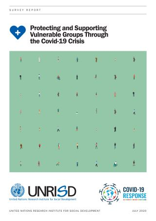 Protecting and Supporting Vulnerable Groups Through the Covid-19 Crisis